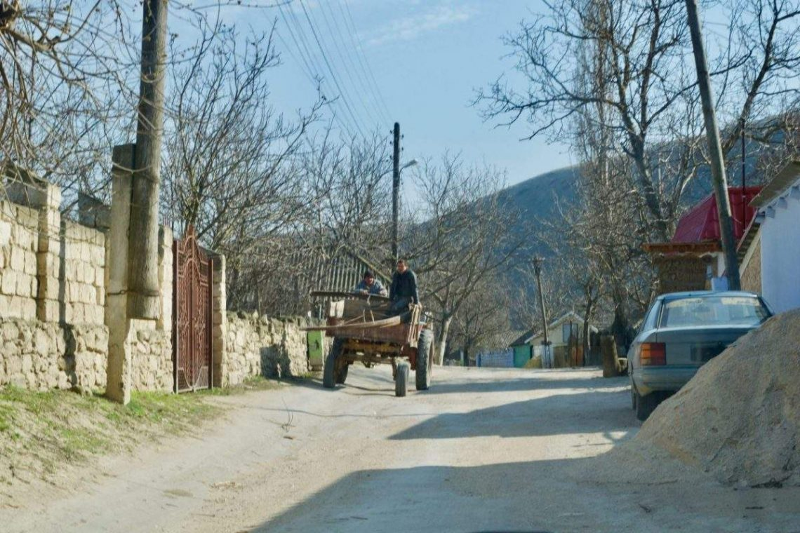 Old Orhei - Tiraspol