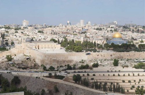 Mount of Olives - Church of Nativity