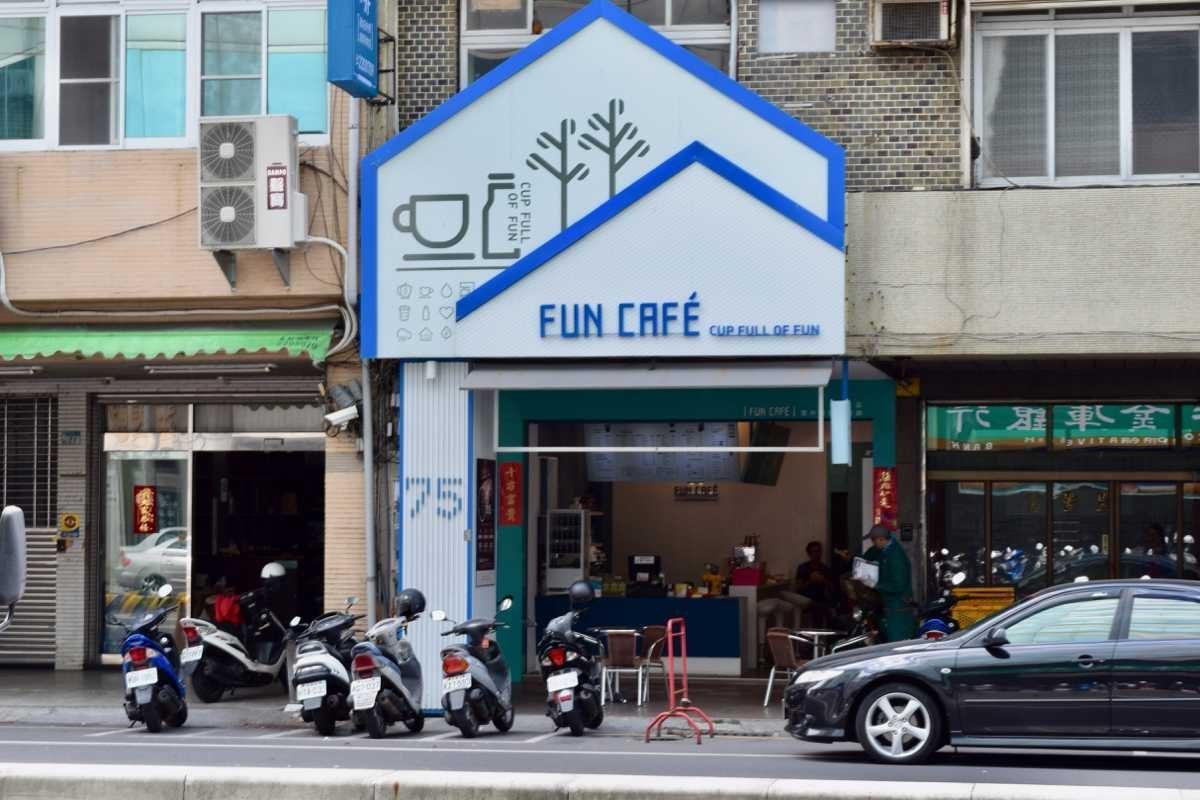 coffee seller of tainan