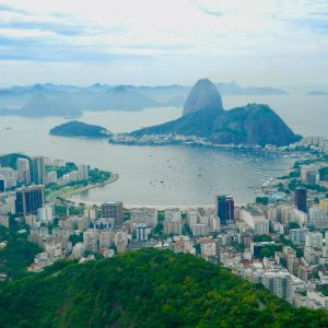 Sugarloaf Mountain - Corcovado