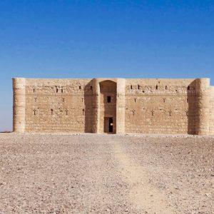 Al-Azraq Castle - قصر الخرانه