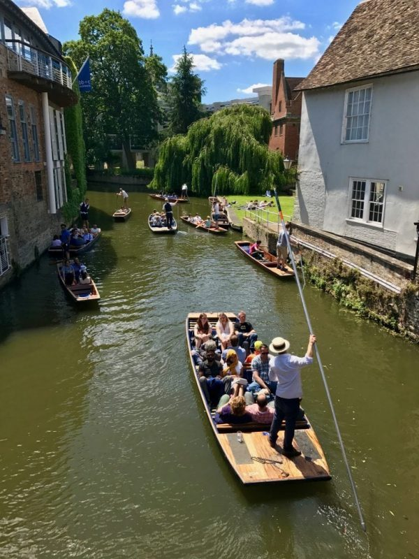 Punting on the Cam River is a quintessentially English way to spend a day in Cambridge. Here's how to try it for yourself!   A day in Cambridge   A visit to Cambridge   Punting at Cambridge   Punting Cambridge   Punting club   Punting in Cambridge prices   Scudamore punting Cambridge   Punting on the river Cam   Punting in Cambridge   Punting on river Cam   #cambridgeuk #cambridgeengland #cambridgeuniversity #puntingcambridge #cambridgepunting #thebackscambridge #visitcambridge