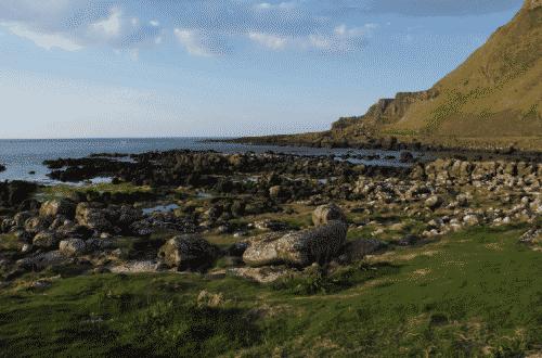 Giant's Causeway - Castlerock Beach