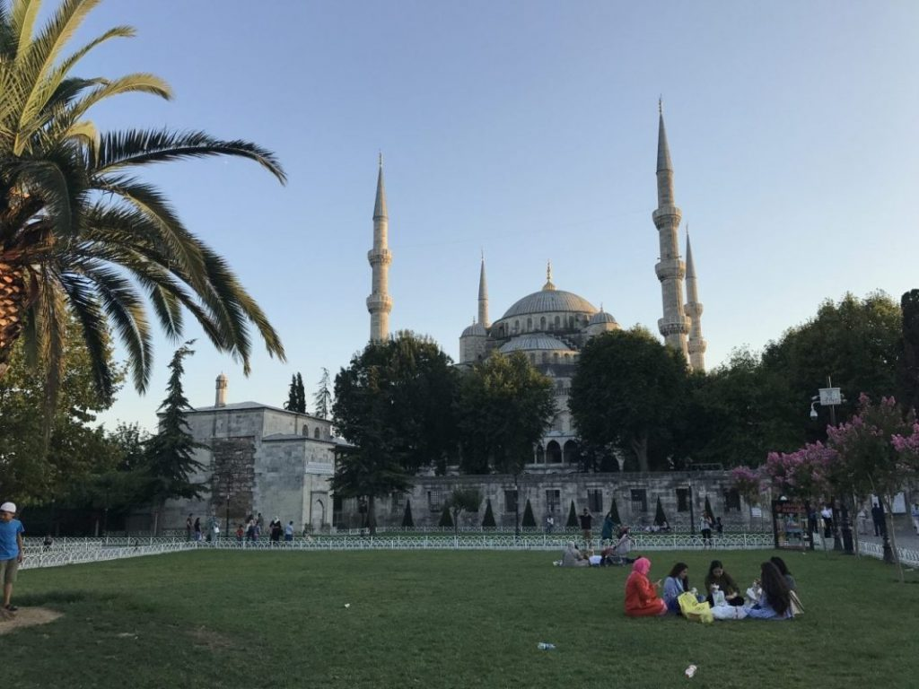 istanbul layover 2