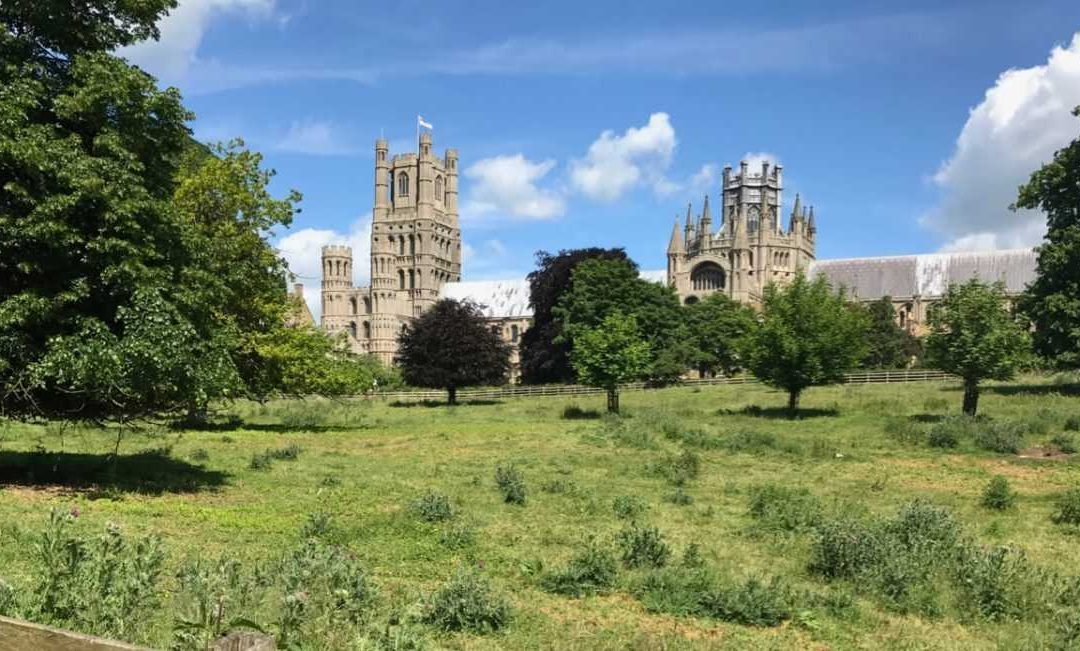 Explore historic Ely, Cambridgeshire