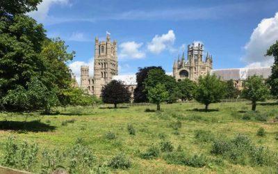 Explore historic Ely, Cambridgeshire