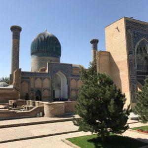 Registan - Bibi-Khanym Mosque