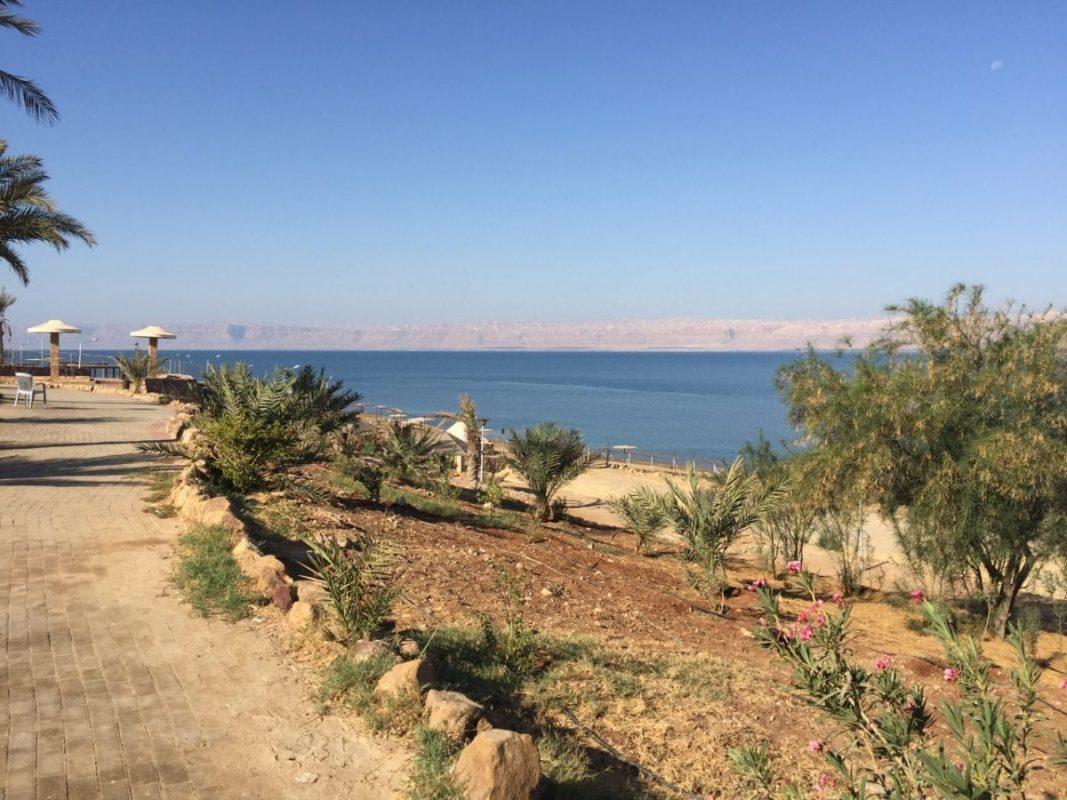 Dead Sea - Al-Azraq Castle
