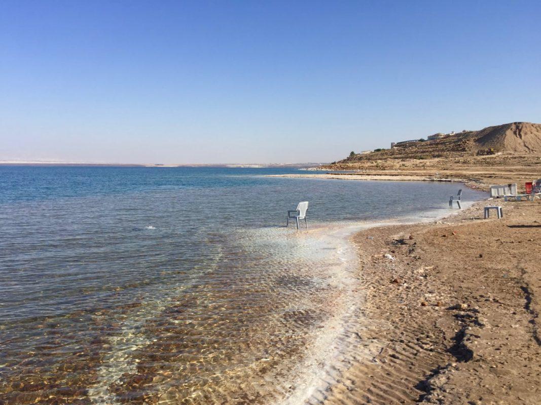swimming in the dead sea 6