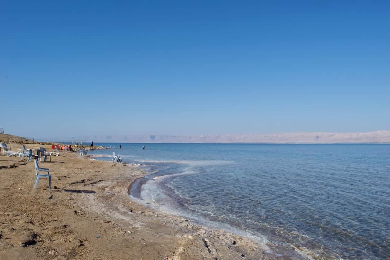 swimming in the dead sea 4
