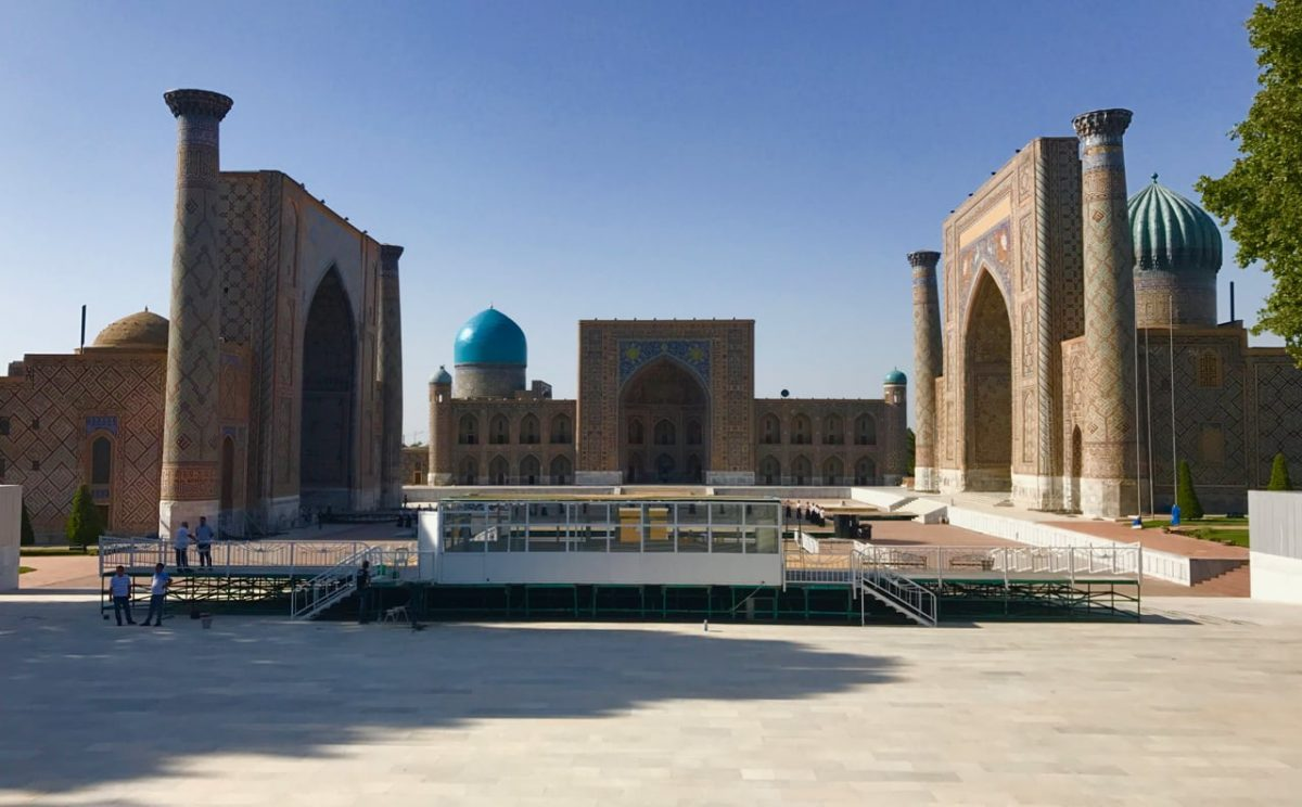 central asia heritage 3