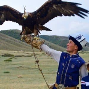 Kyrgyzstan - Eagle