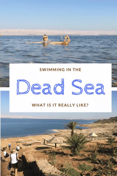 Dead Sea pin