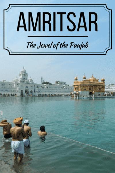 Amritsar pin
