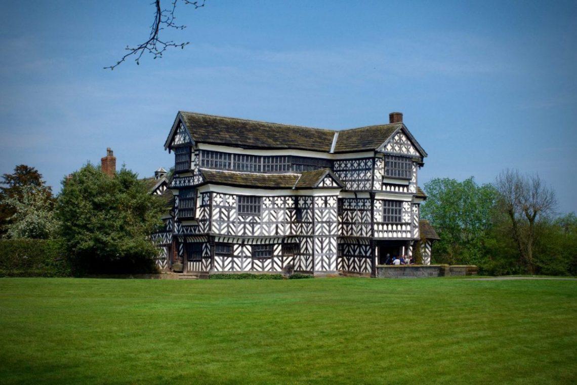 National Trust - Little Moreton Hall - National Trust