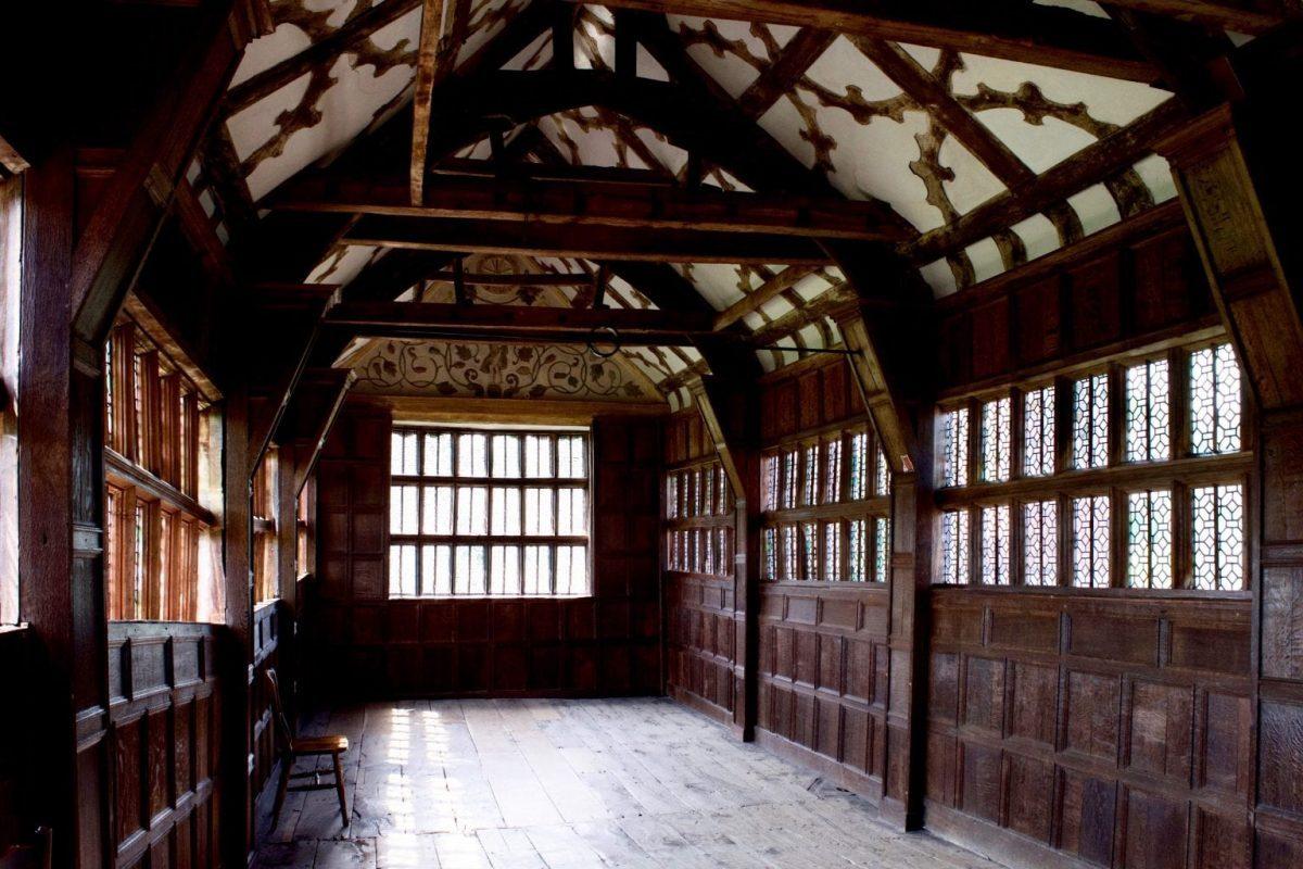 Little Moreton Hall - 4