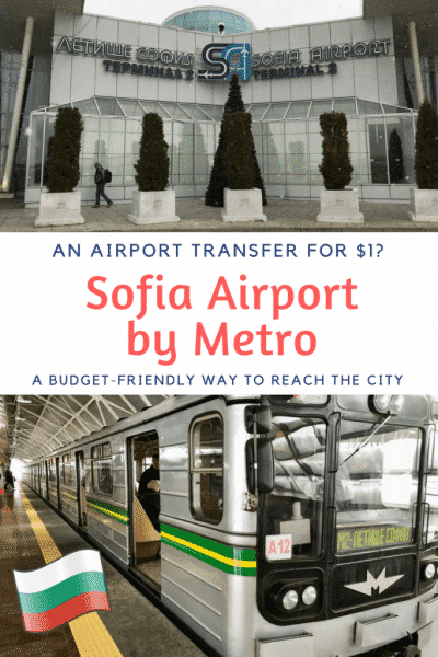 Did you know that you can make your Sofia airport transfer by metro for just $1? Check out how, including step-by-step instructions and schedules for your next visit to Bulgaria!   Sofia airport to city centre   Sofia airport transport   Sofia airport centre   Sofia airport to Sofia city centre   Sofia airport transfers   Sofia airport by metro   Sofia airport shuttle #sofiaairrporttransfer #sofiametro #sofiabulgaria