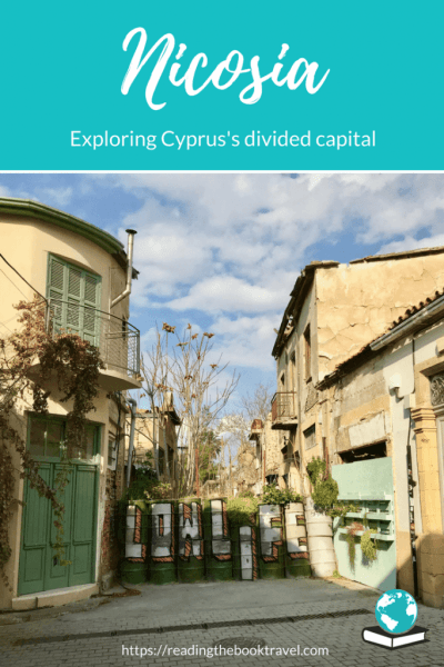 Discover what Nicosia Old City has to offer for a day trip, exploring both sides of the Green Line that divides the city. Includes what to do in Nicosia, things to do in Nicosia, where to go in Nicosia and where to eat in Nicosia! #nicosia #northnicosia #southnicosia #nicosiacyprus #nicosiaoldcity