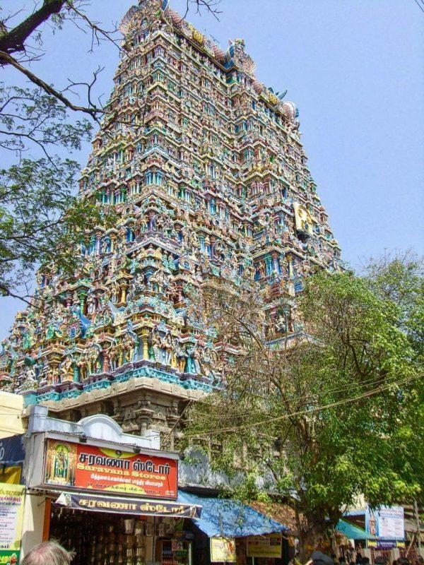 Visit Tamil Nadu: Sri Meenakshi Temple, Maduraii