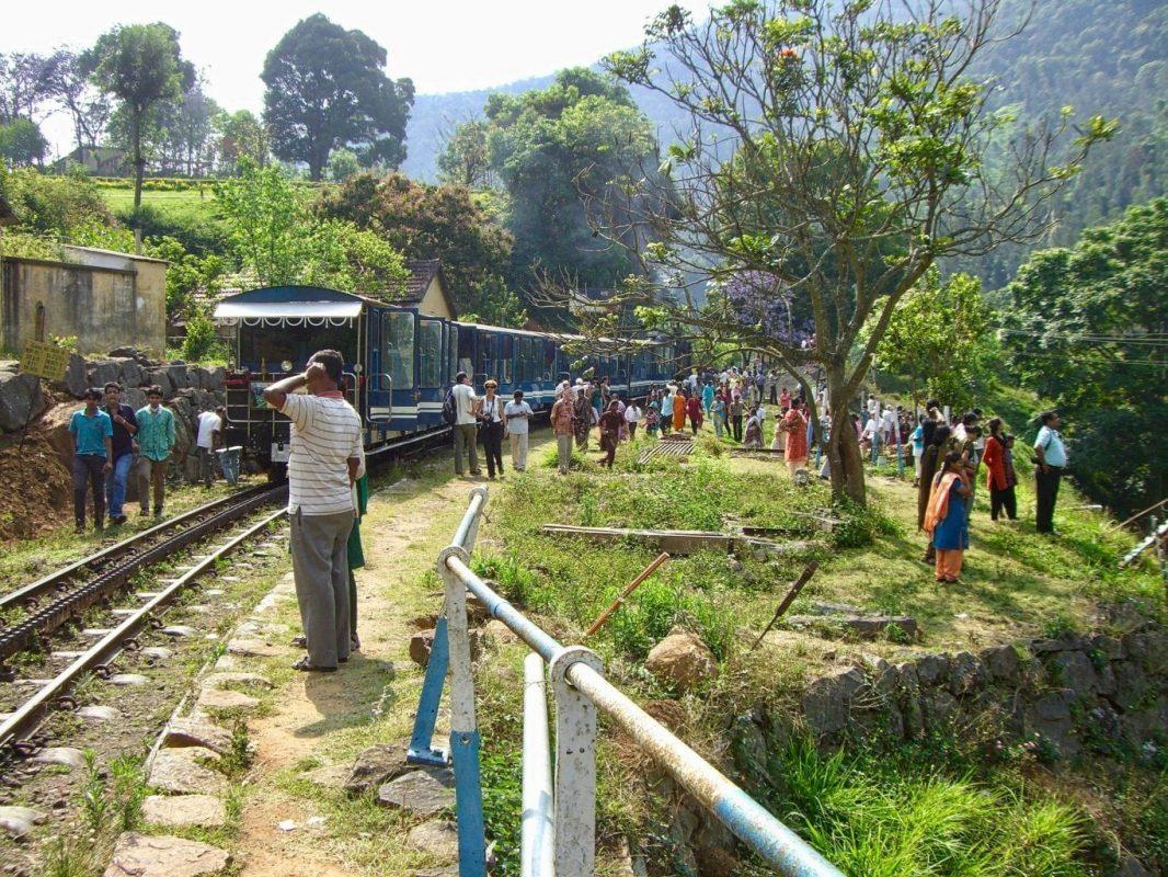 Visit Tamil Nadu: Taking a break on the Nilgiri Mountain Railway