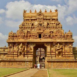 Brihadeeswara Temple - Shore Temple