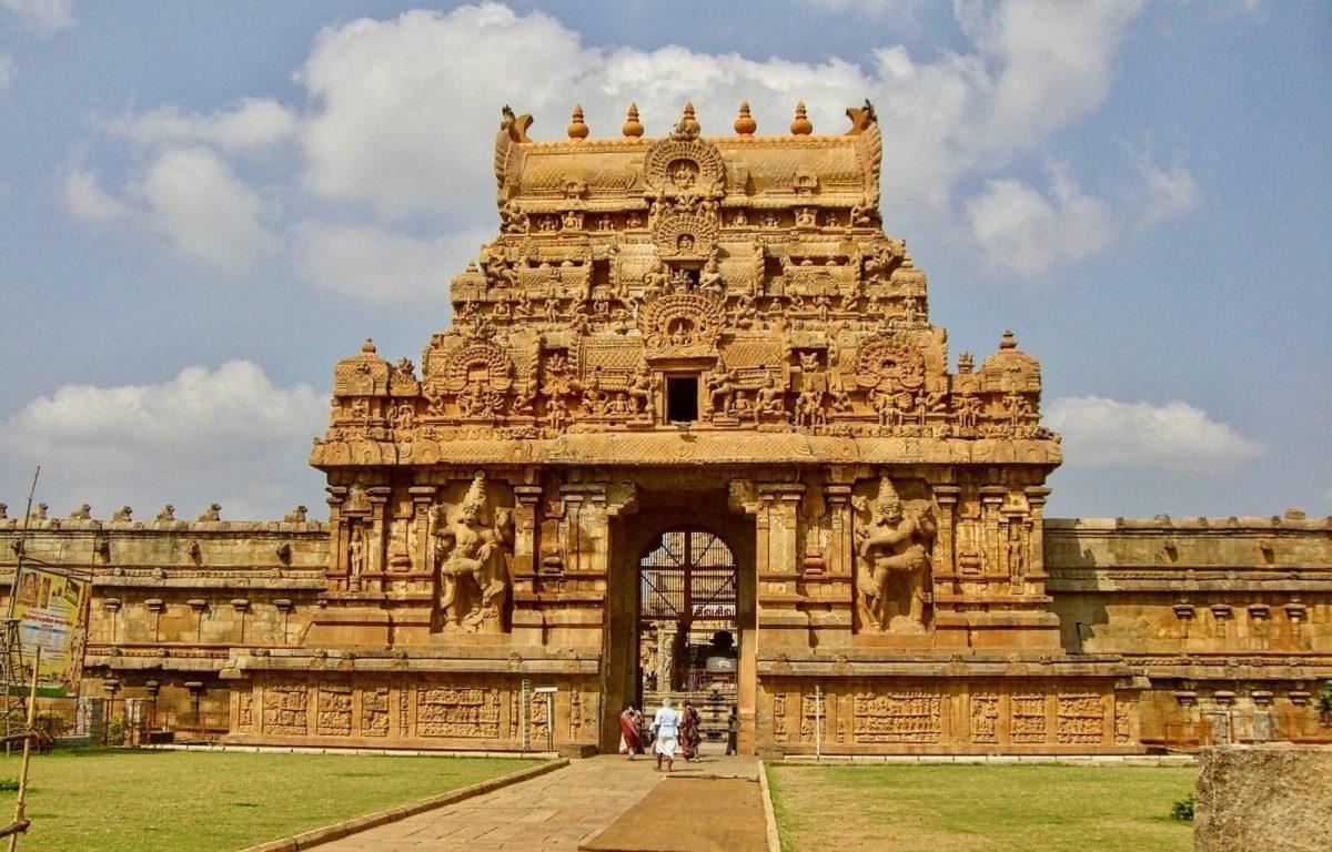 Visit Tamil Nadu: Brihadisvara Temple, Thanjavur