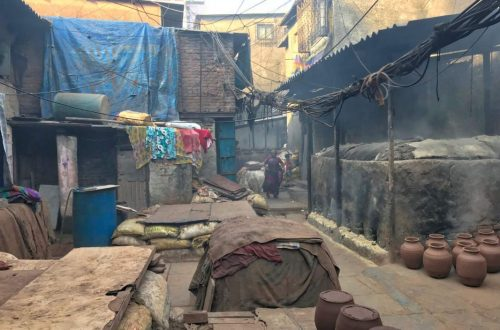 Dharavi Slum Tour - Shanty town