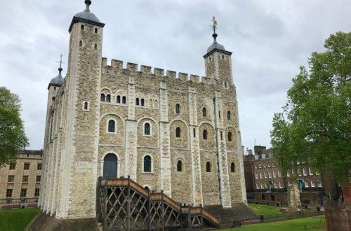 White Tower - River Thames