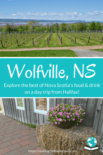 The Wolfville wineries are a great day out in Nova Scotia, but Wolfville and Port Williams are much more - the ultimate foodie destination with wine, cider and spirits that are unique to the region. |Wolfville Nova Scotia | Canada wineries | #wolfvillens #wolfville #canada