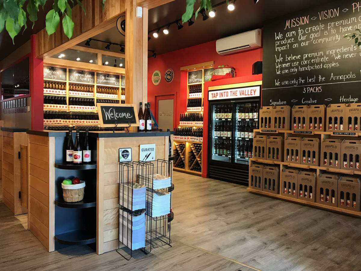 Wolfville, NS: The perfect Canadian food and drink tour! - wolfville wineries