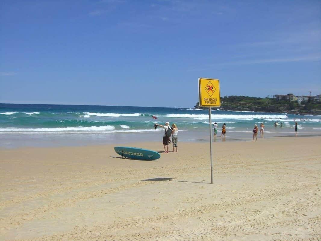 Beach - Bondi Beach