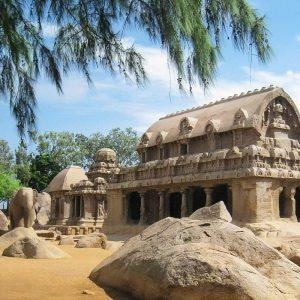 Pancha Rathas - South India