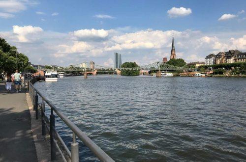 Frankfurt - River