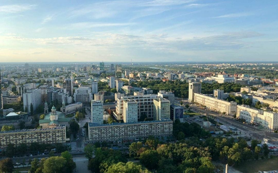 Poland's capital city overflows with history. Create your own Warsaw itinerary by exploring these 12 top things to do in Warsaw Poland! | Visit Warsaw Poland | Top things to do in Warsaw Poland | Places to see in Warsaw | Best things to see in Warsaw | Copernicus Science Centre | Warsaw Ghetto | Jewish Ghetto Warsaw | Warsaw Old Town | #visitwarsaw #warsawpoland