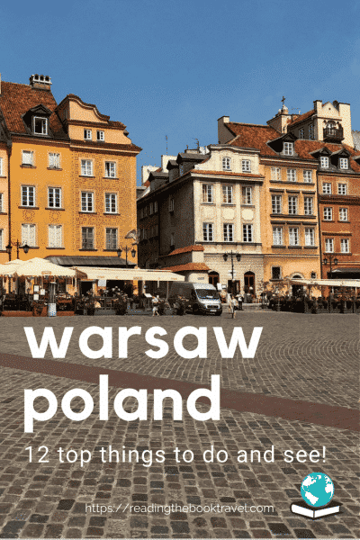 Poland's capital city overflows with history. Create your own Warsaw itinerary by exploring these 12 top things to do in Warsaw Poland!   Visit Warsaw Poland   Top things to do in Warsaw Poland   Places to see in Warsaw   Best things to see in Warsaw   Copernicus Science Centre   Warsaw Ghetto   Jewish Ghetto Warsaw   Warsaw Old Town   #visitwarsaw #warsawpoland