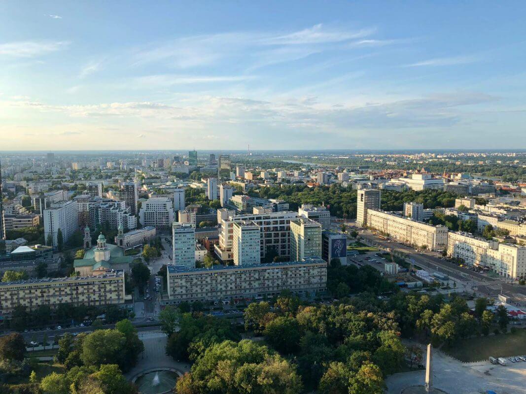 Warsaw - Travel