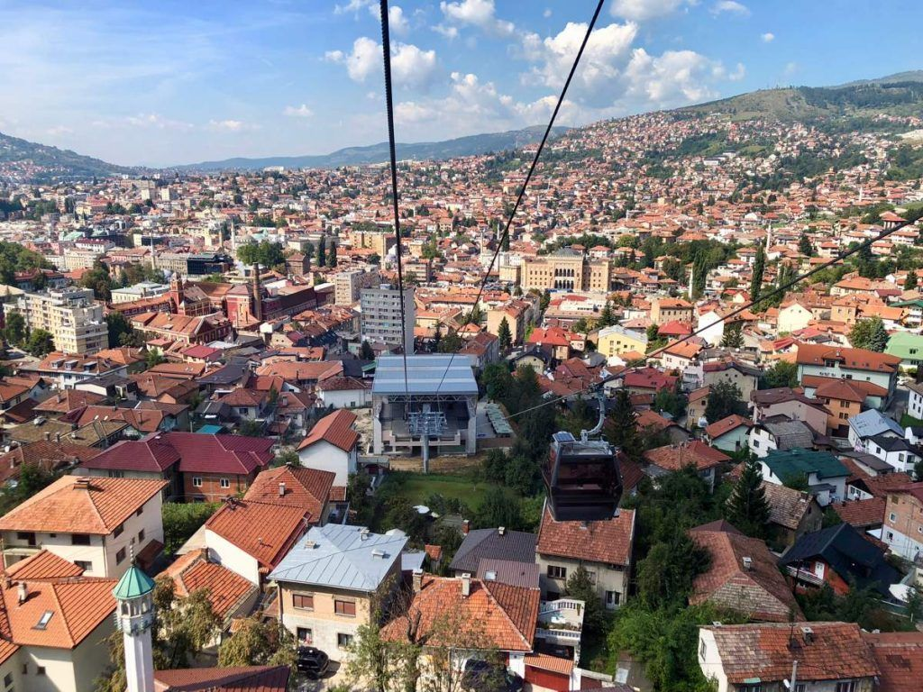 If you are looking for quirky things to do in Sarajevo, Bosnia, check out the Sarajevo bobsled track on this great half-day trip!   Visit Sarajevo Bosnia   Sarajevo bobsleigh run   Sarajevo bobsled track   Things to see in Sarajevo   Places to see in Sarajevo   Destination Sarajevo   Things to do Sarajevo   Sarajevo things to do   Sarajevo cable car   Things to do in Sarajevo Bosnia
