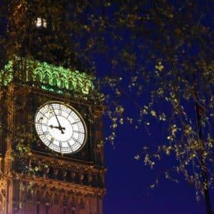 Big Ben - Clock tower