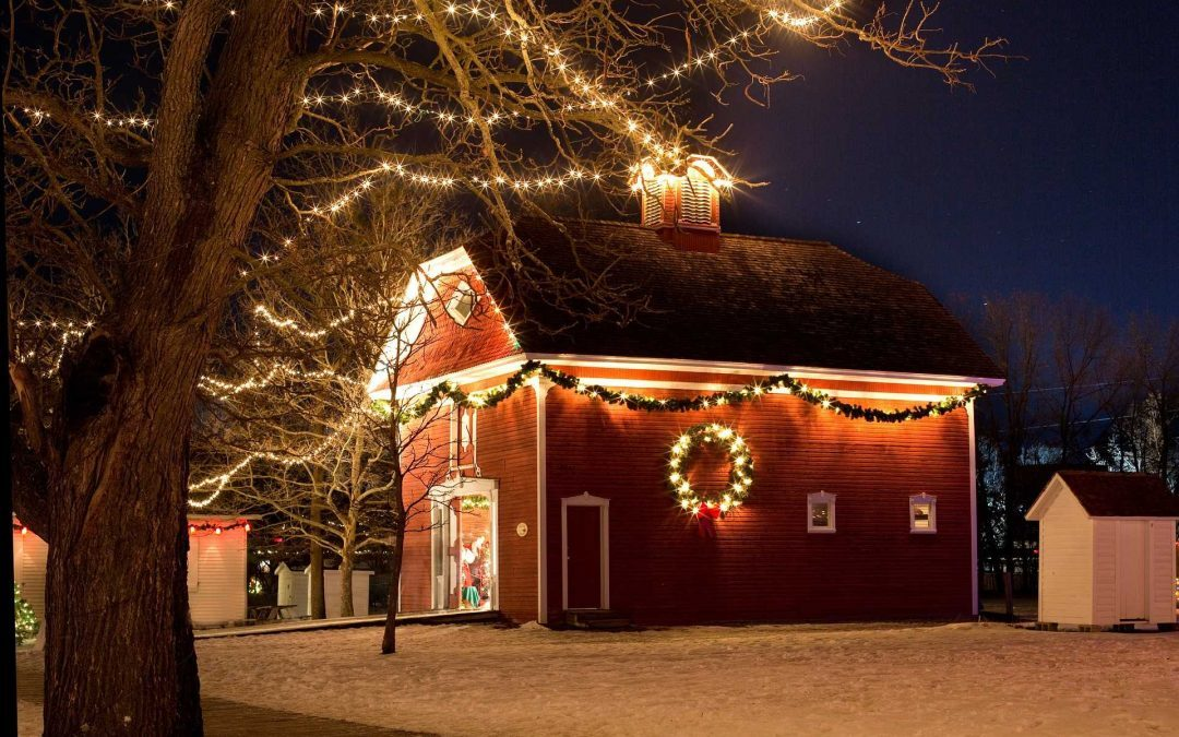 Unusual holiday destinations for Christmas in the USA