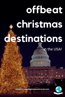 Fancy an all-American Christmas with a twist? Check out these unusual holiday destinations across the United States!   Unusual Christmas destinations   Christmas getaway ideas   Xmas holiday destinations   Off the beaten path Christmas destinations   Unique Christmas vacations   US Christmas destinations   US New Year destinations   Best holiday destinations in the USA   Christmas in the USA   United States Christmas destinations   #christmastravel #christmasvacation #usatravel