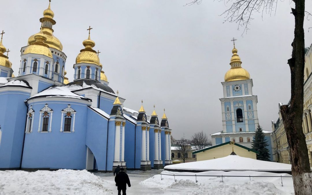 What to do in Kiev in winter: The perfect 3-day itinerary
