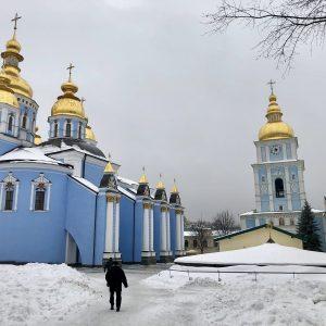St. Michael's Golden-Domed Monastery - Travel