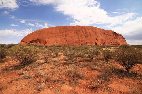 Uluru - Uluru Climb Spot