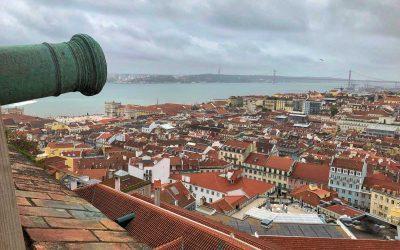 One Day in Lisbon: Exploring Lisbon Castle