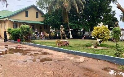 Visit the Gambia National Museum, Banjul