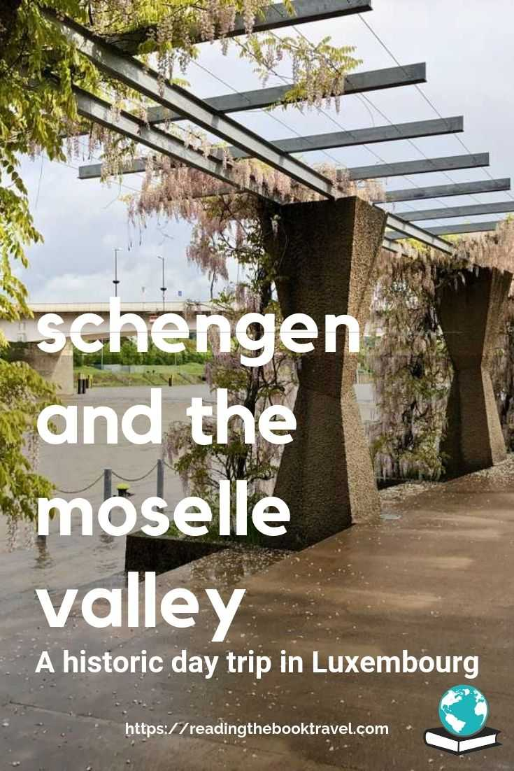 A Moselle River cruise from Remich to Schengen, Luxembourg - Moselle River cruise