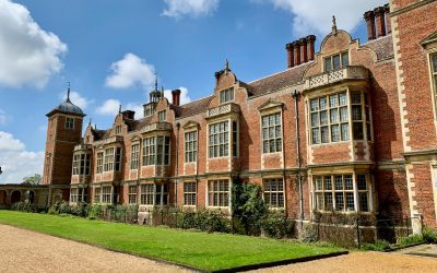 Visit Blickling Hall, a stunning Jacobean house in Norfolk