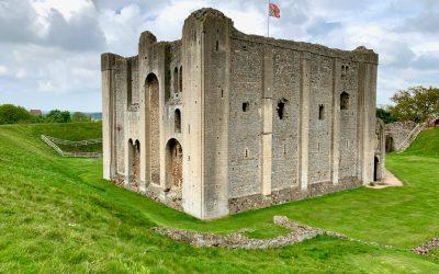 Discover Norfolk's Castle Rising Castle