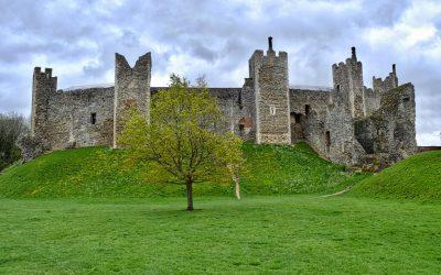 The best Suffolk days out: Visit Framlingham Castle