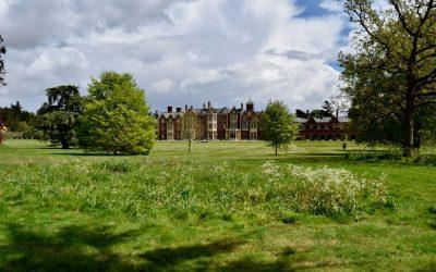 Visit Sandringham Park, the Queen's Norfolk home